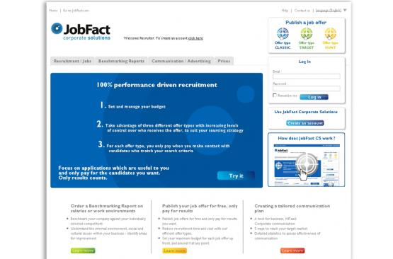 JOBFACT CORPORATE SOLUTIONS